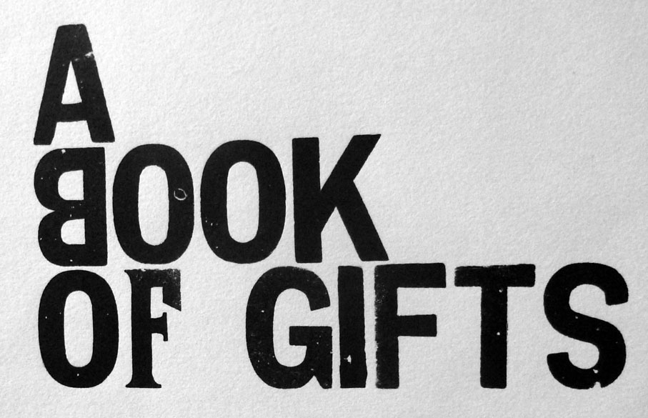 A Bk Of Gifts
