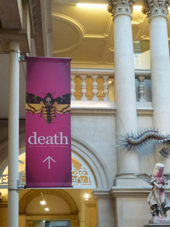 1.Death - signage