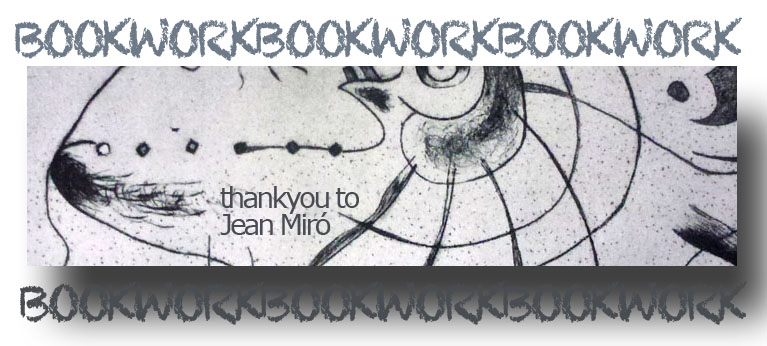 BOOKWORKBOOKWORK