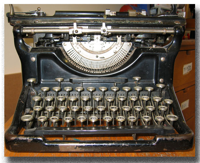TypeWriter copy
