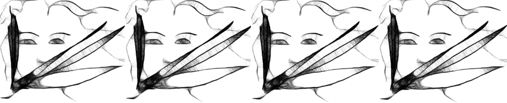 scribbler 2 heads panel